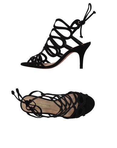 Фото - Женские сандали CARTECHINI черного цвета
