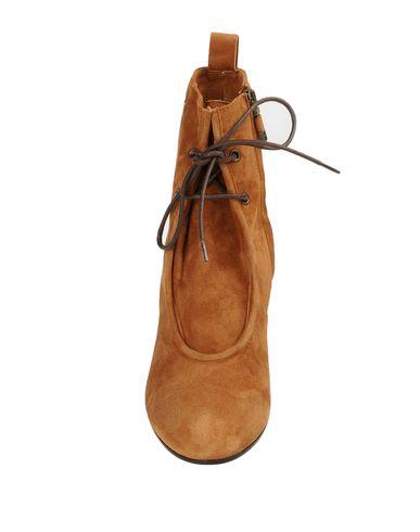 Фото 2 - Полусапоги и высокие ботинки цвет верблюжий