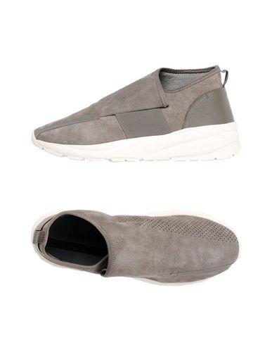 Купить Низкие кеды и кроссовки от CASBIA цвет голубиный серый