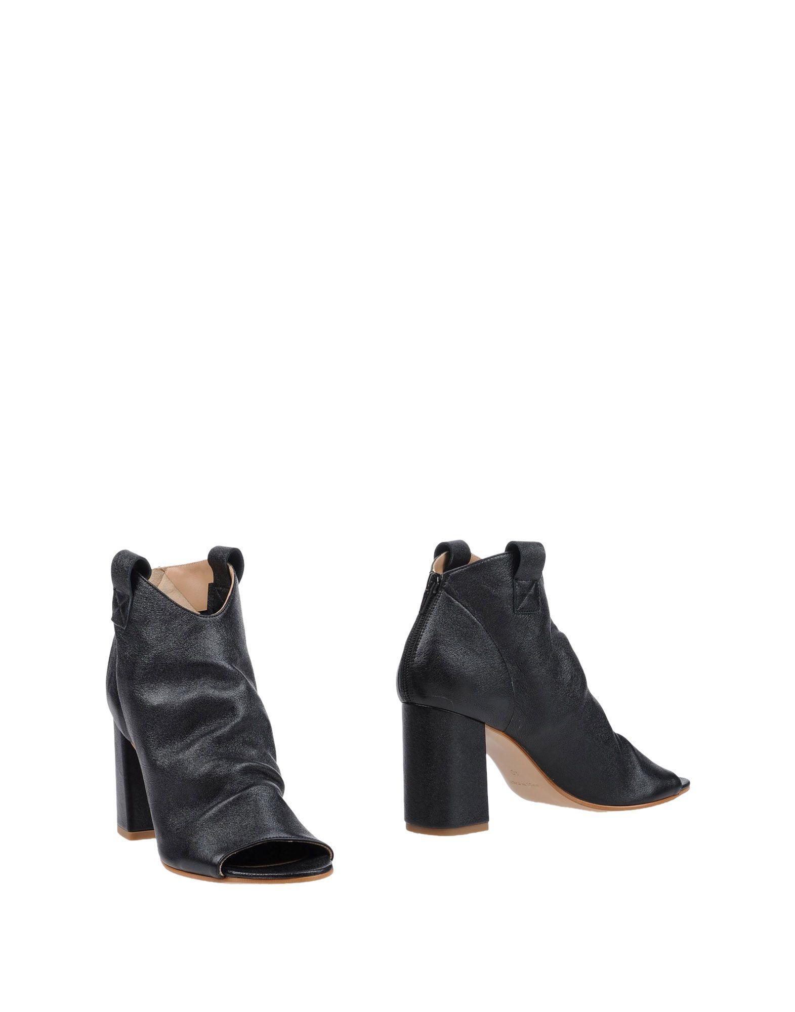 JEREMY-HO Полусапоги и высокие ботинки цены онлайн