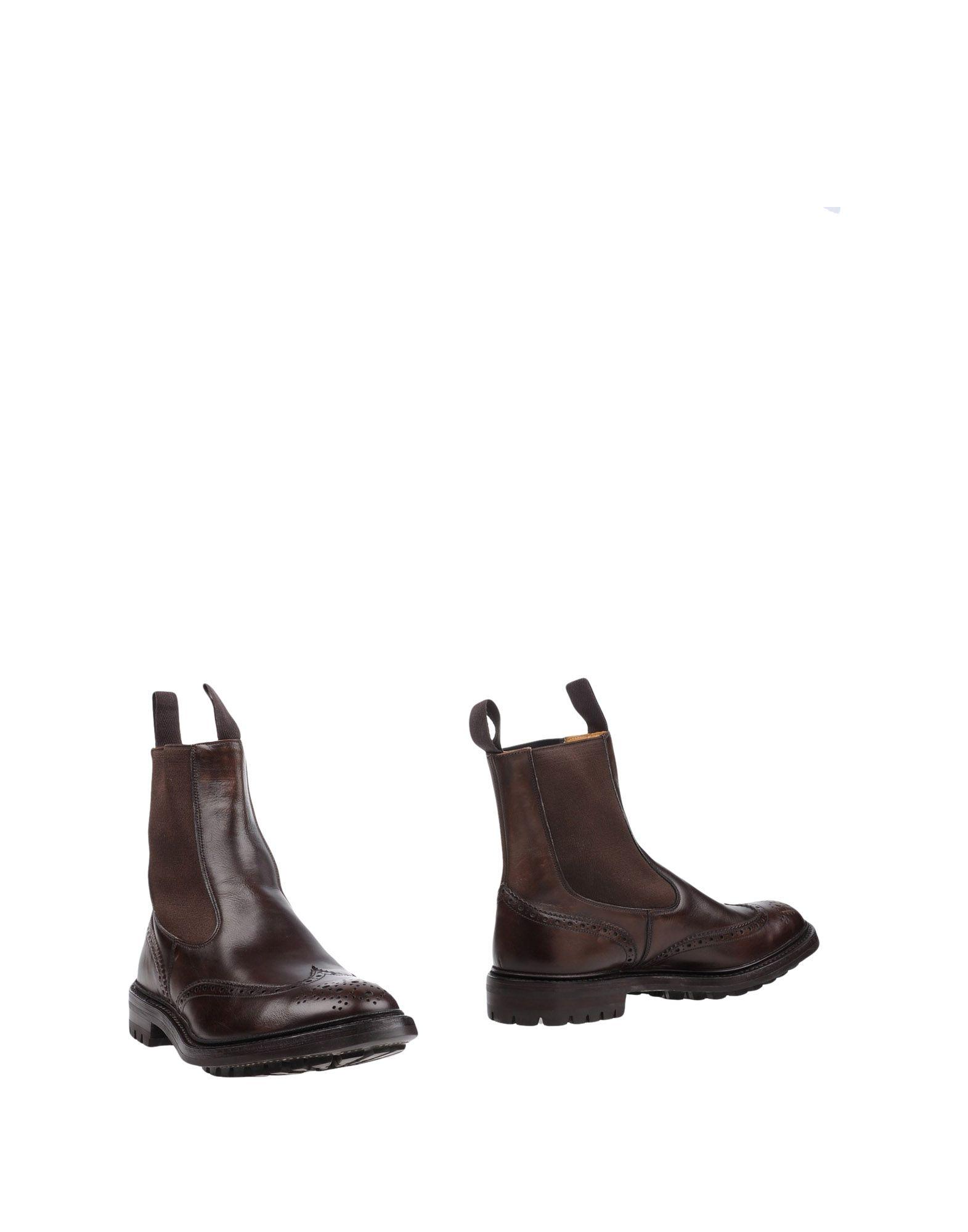 TRICKER'S Полусапоги и высокие ботинки купить футбольную форму челси торрес