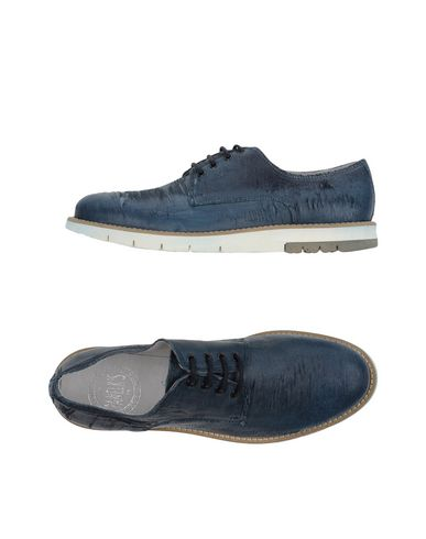 Фото - Обувь на шнурках синего цвета