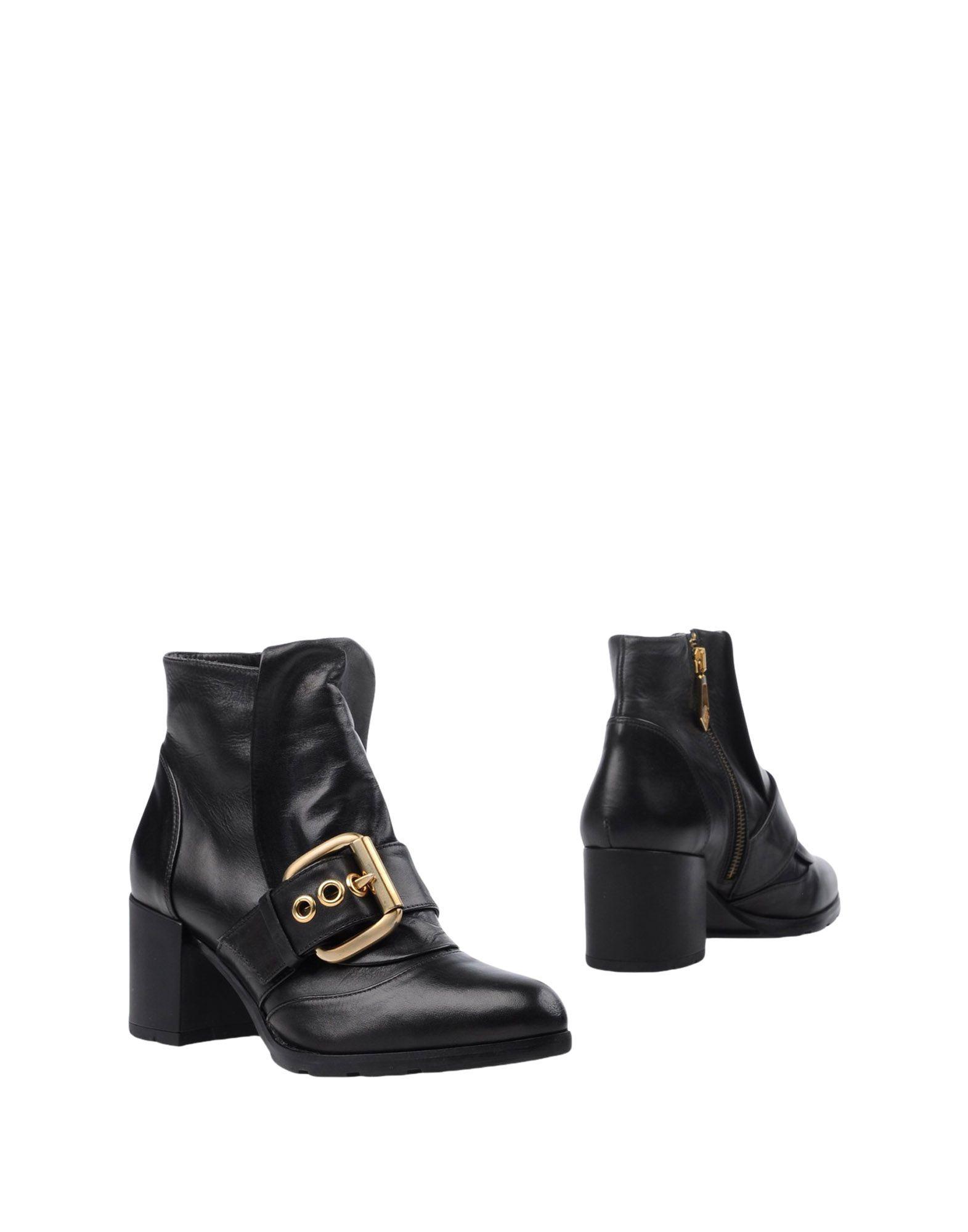 где купить LEONARDO IACHINI Полусапоги и высокие ботинки по лучшей цене