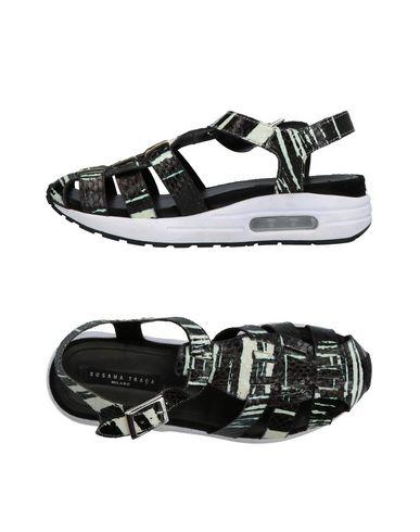 Купить Женские сандали SUSANA TRACA черного цвета