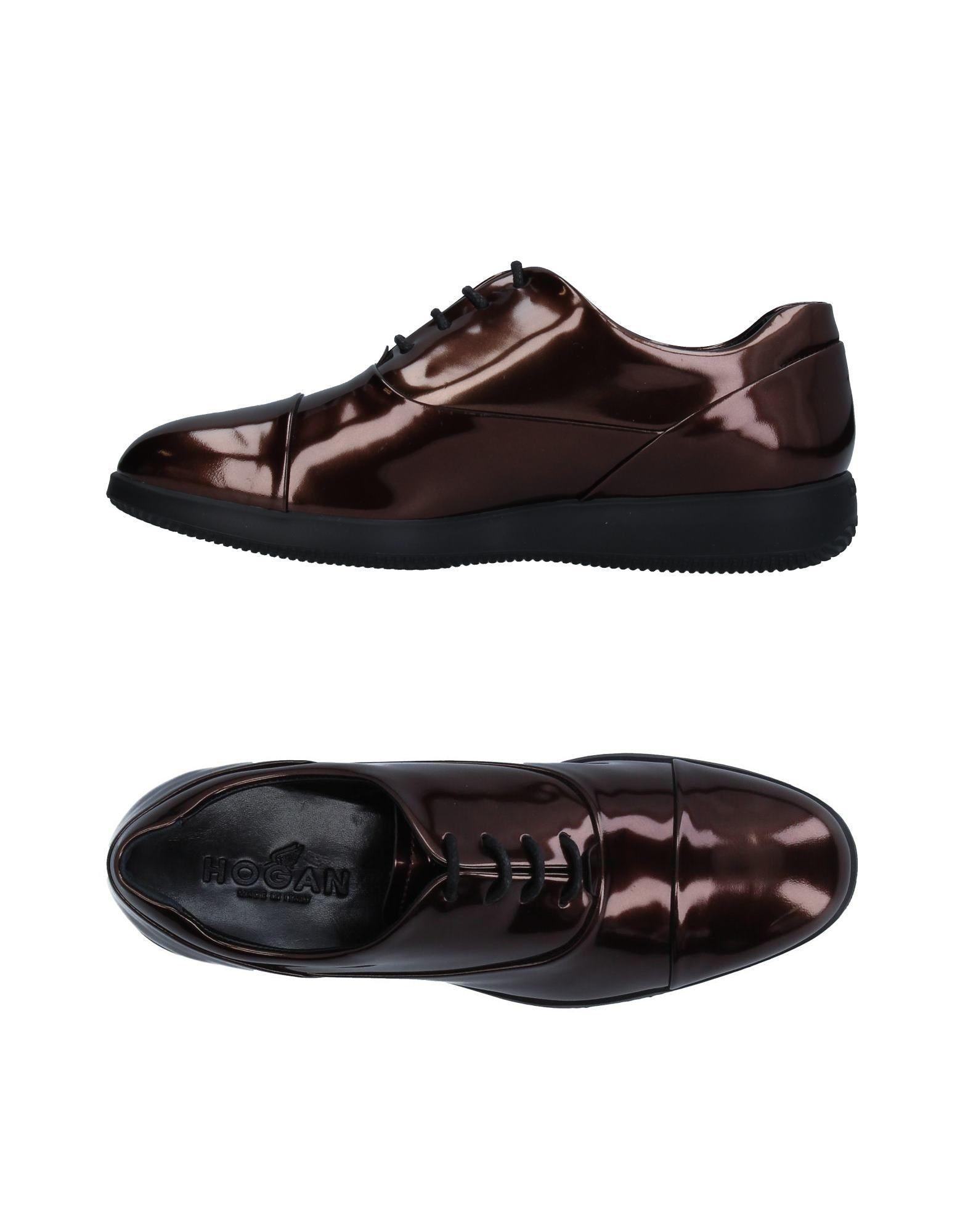 HOGAN Обувь на шнурках poetic licence обувь на шнурках