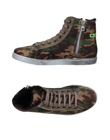 zapatillas OSEY Sneakers abotinadas mujer