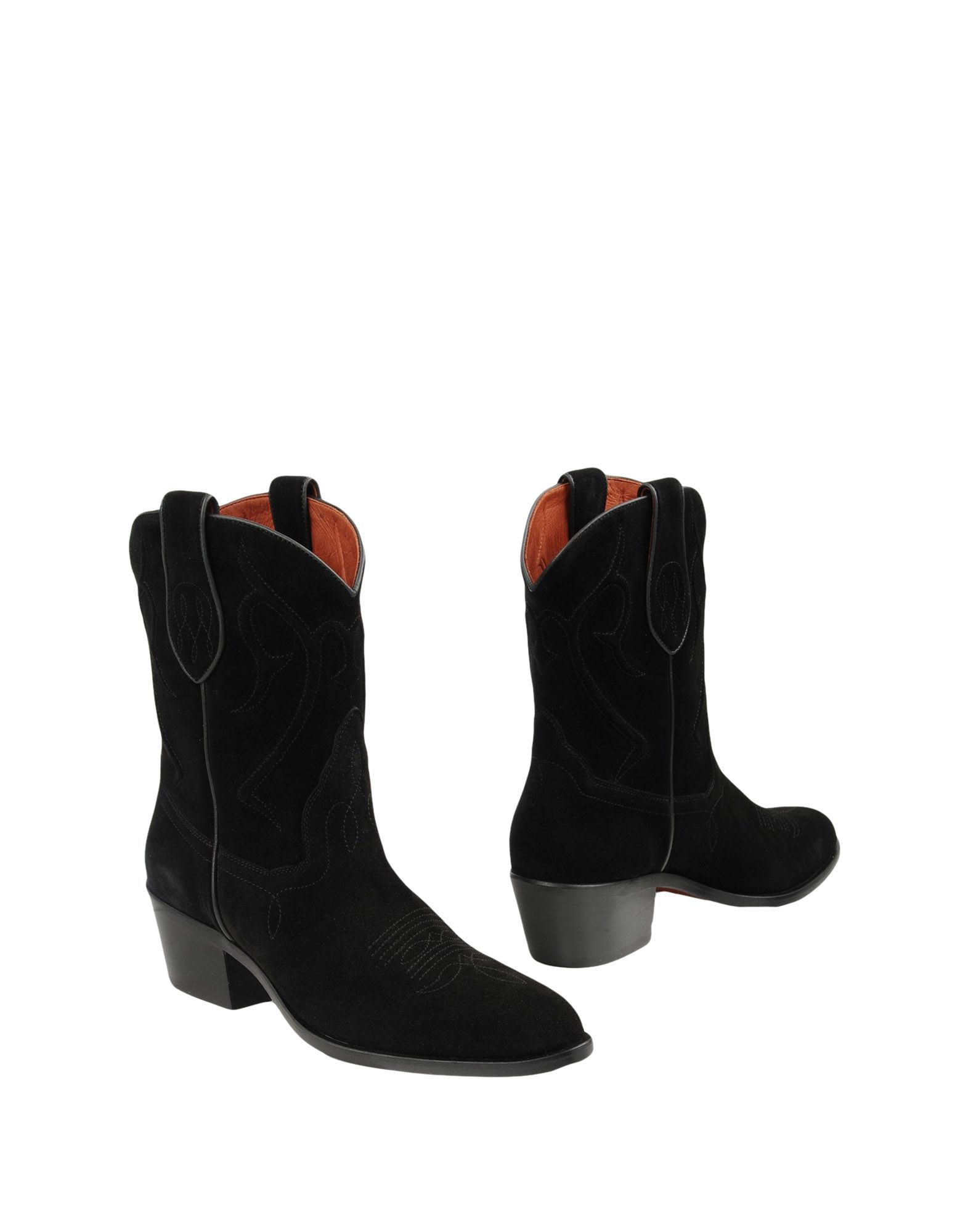SONORA Ankle Boots in Black