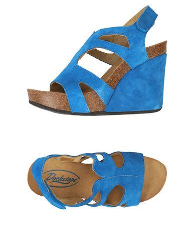 Купить Женские сандали DOCKSTEPS синего цвета
