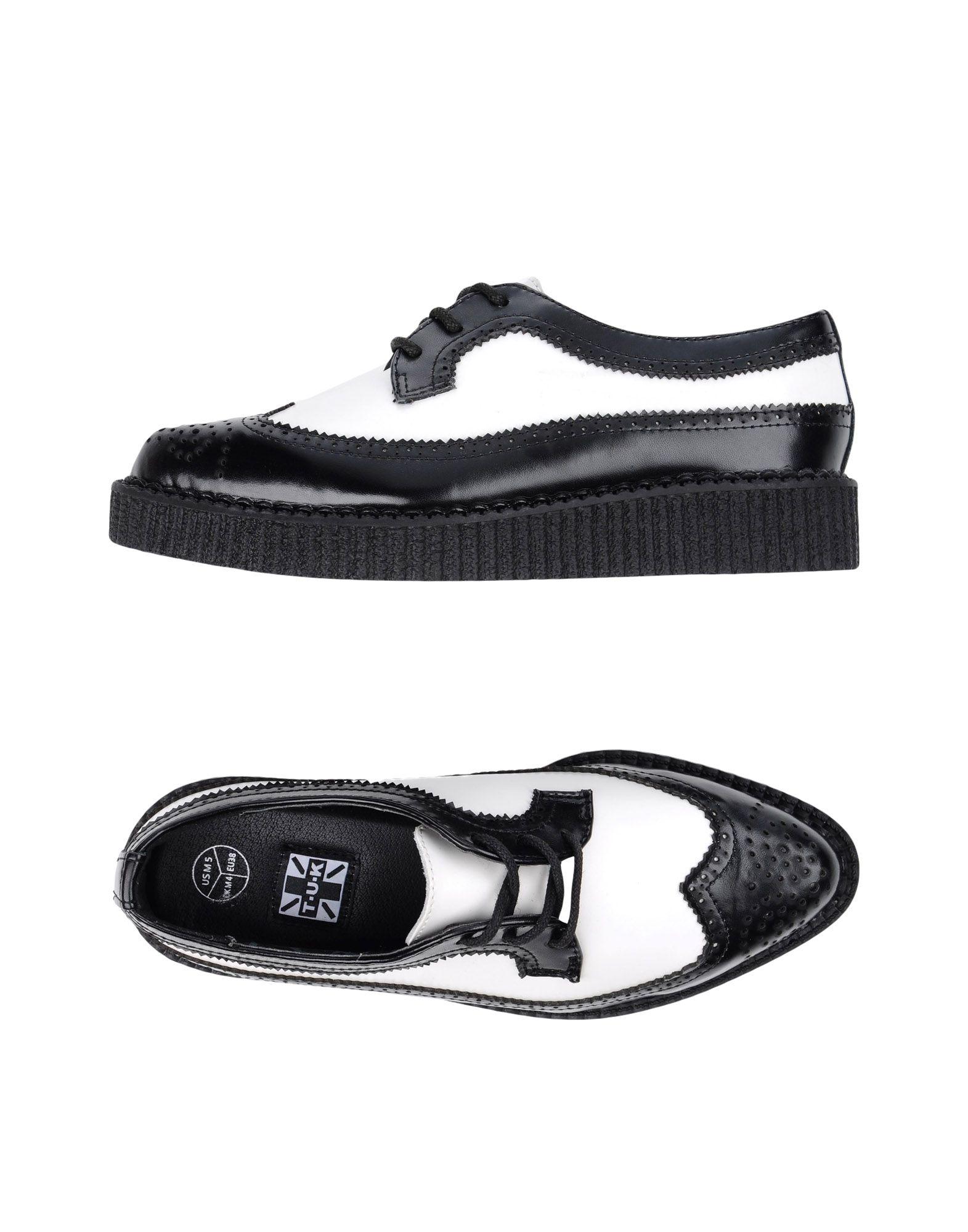 купить T.U.K Обувь на шнурках дешево