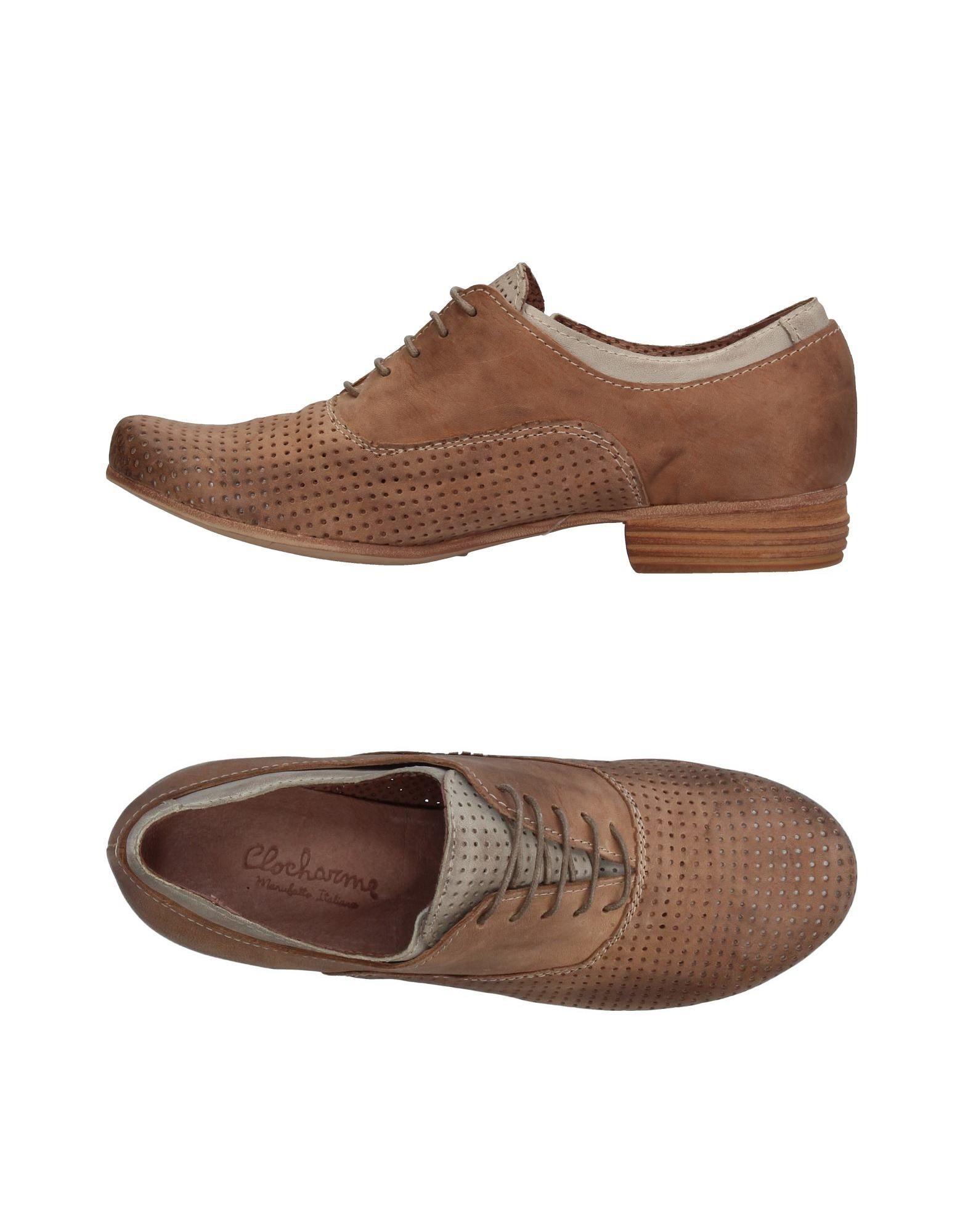 CLOCHARME Обувь на шнурках цены онлайн