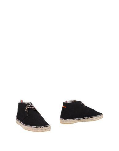 Купить Полусапоги и высокие ботинки от CASTAÑER черного цвета