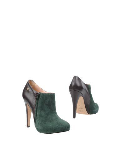 Фото - Женские ботинки и полуботинки ISLO ISABELLA LORUSSO зеленого цвета
