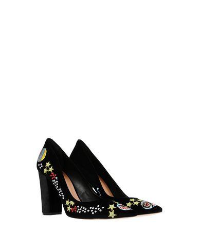 Фото 2 - Женские туфли CECCONELLO черного цвета