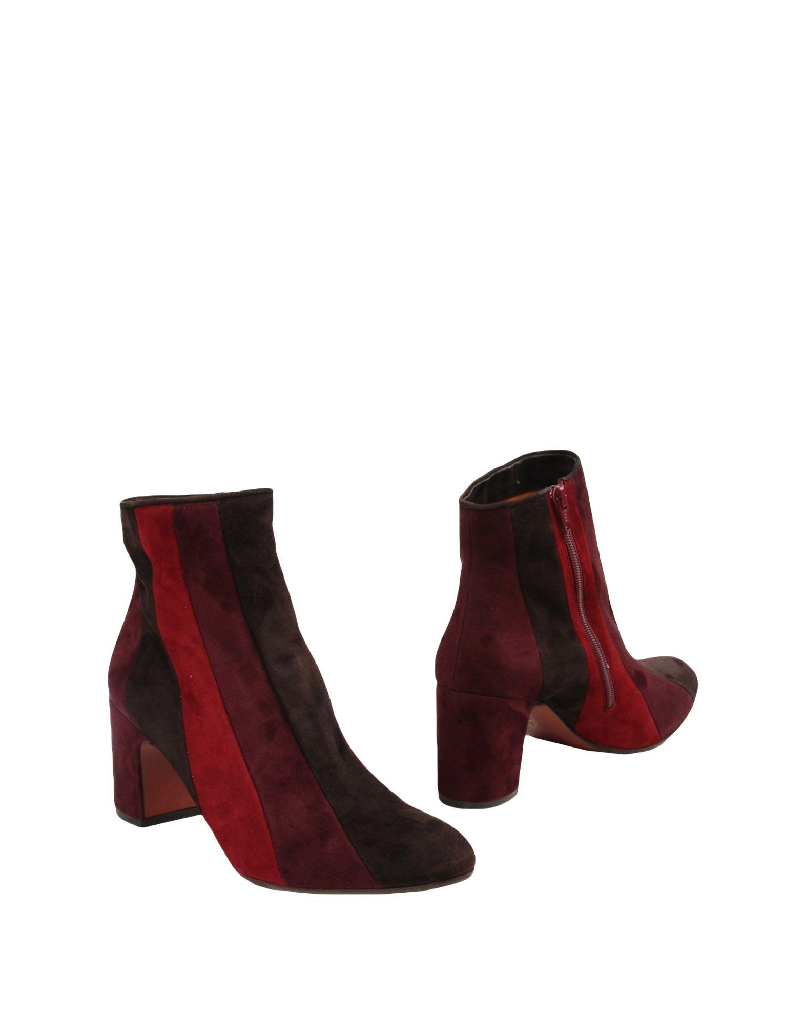 купить CHIE MIHARA Полусапоги и высокие ботинки дешево