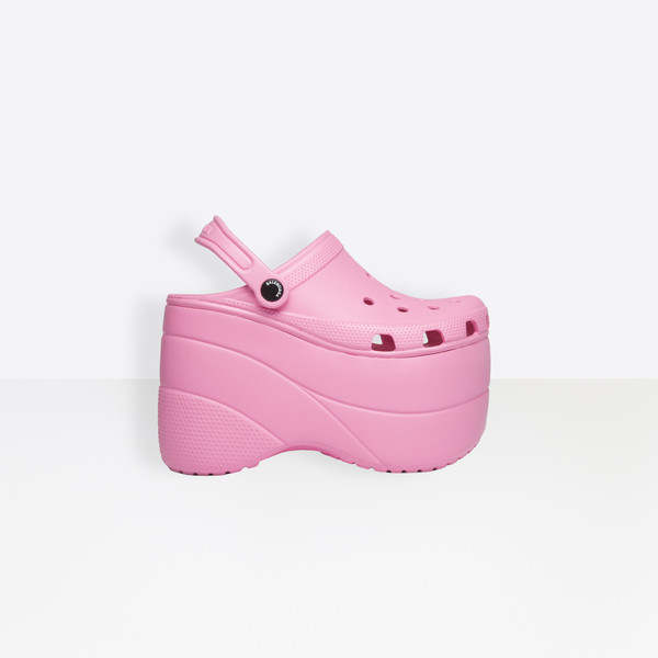 Foam Platform Sandals