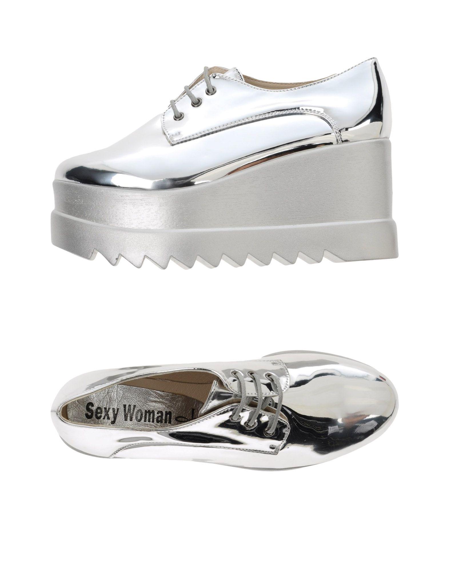 SEXY WOMAN Обувь на шнурках sexy woman обувь на шнурках