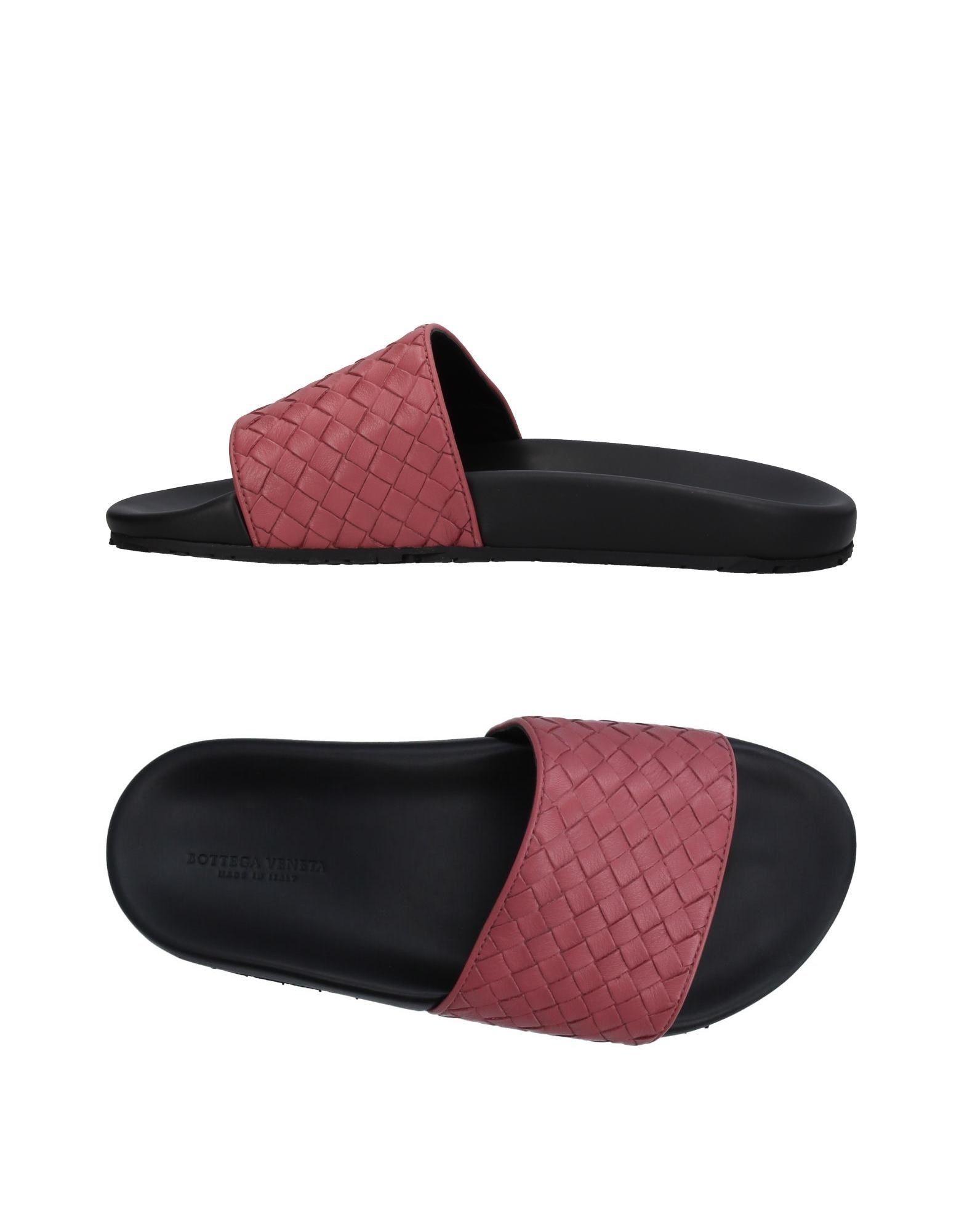 Bottega Veneta Leathers Sandals