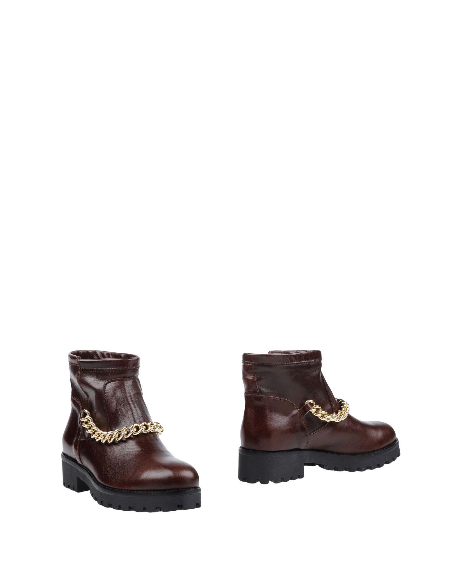 LUISA GALDI Полусапоги и высокие ботинки