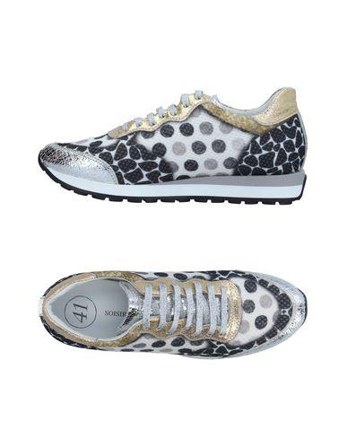 Фото - Низкие кеды и кроссовки от SOISIRE SOIEBLEU цвет стальной серый