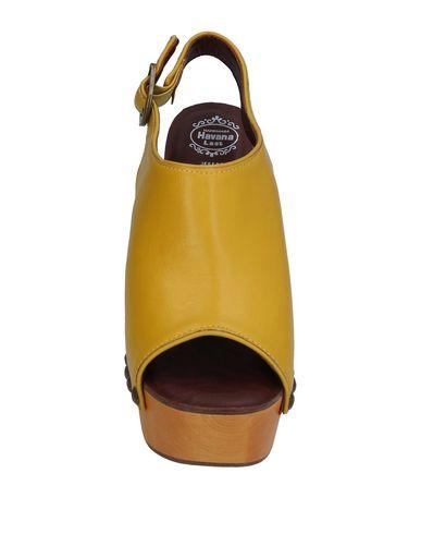 Фото 2 - Женские сандали JEFFREY CAMPBELL цвет охра