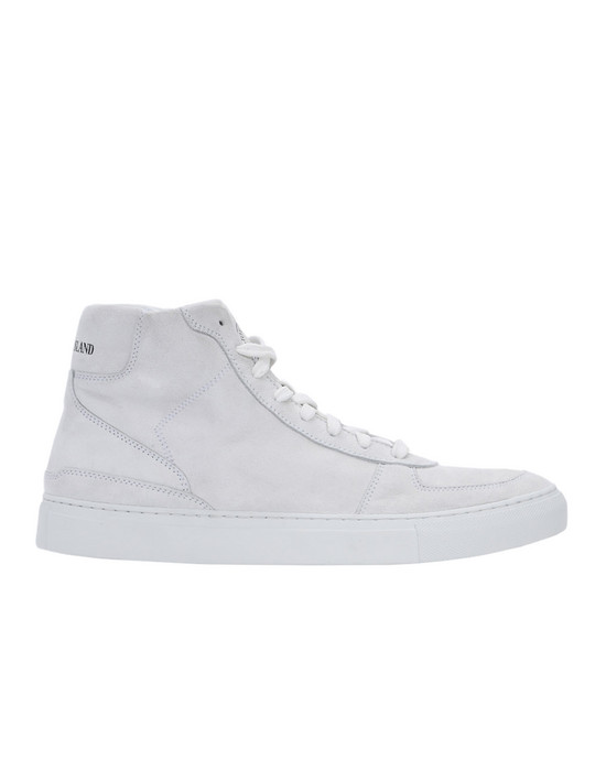 STONE ISLAND High-top sneaker S0495