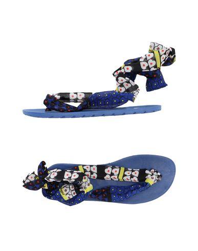 zapatillas BLUGIRL BLUMARINE BEACHWEAR Sandalias de dedo mujer