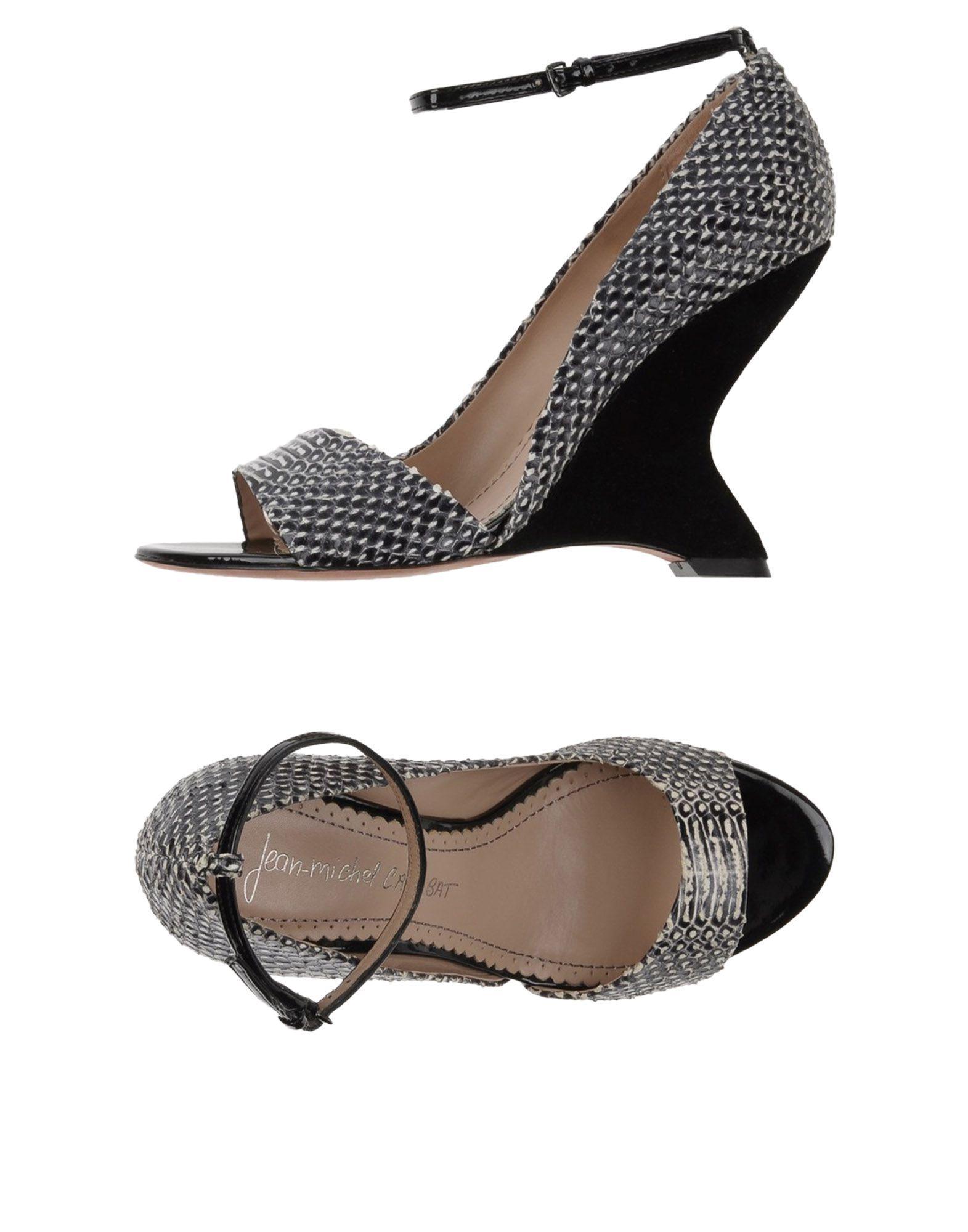 JEAN-MICHEL CAZABAT Туфли цены онлайн