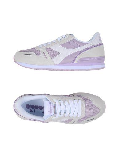 Фото - Низкие кеды и кроссовки розовато-лилового цвета