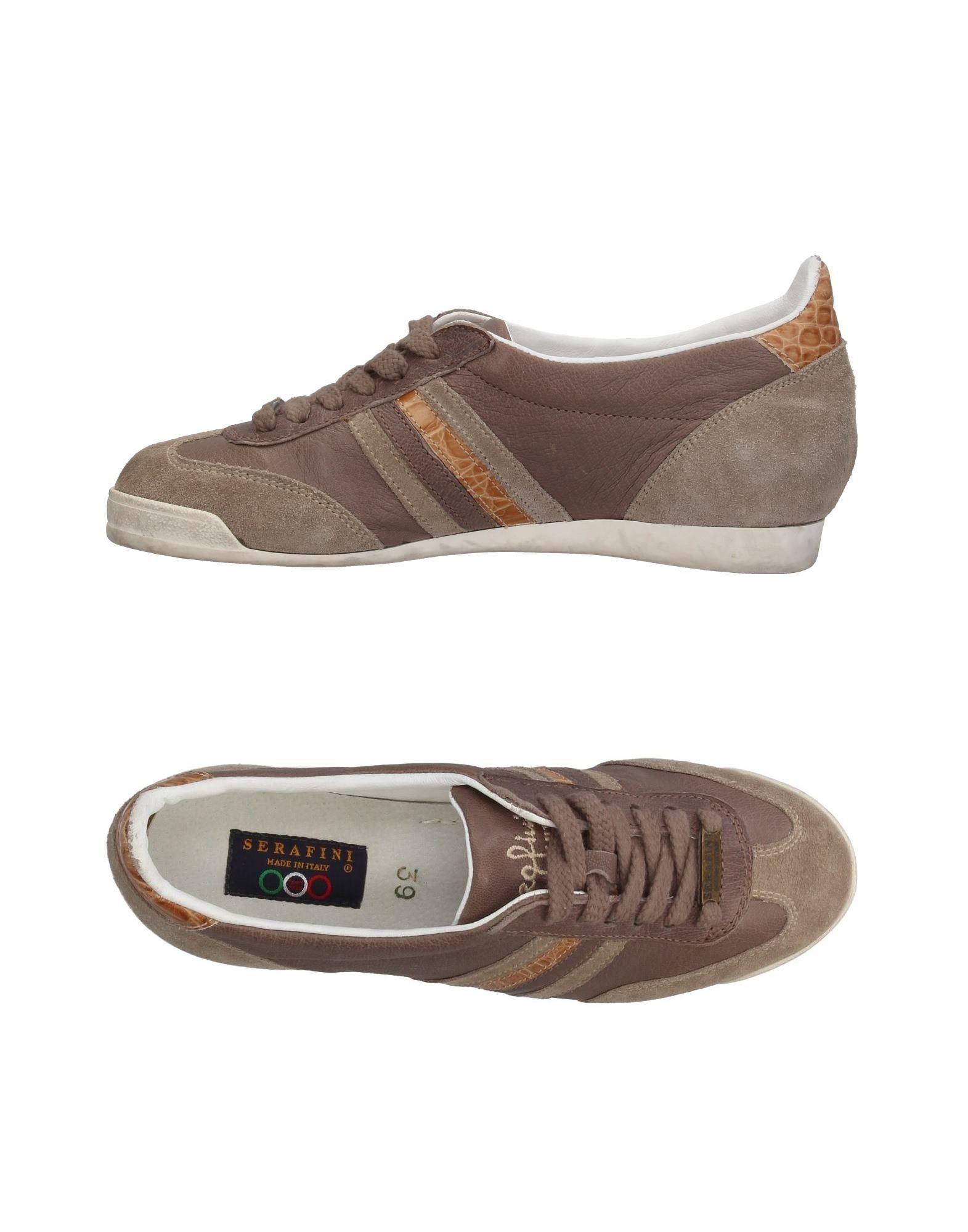 SERAFINI Sneakers in Grey
