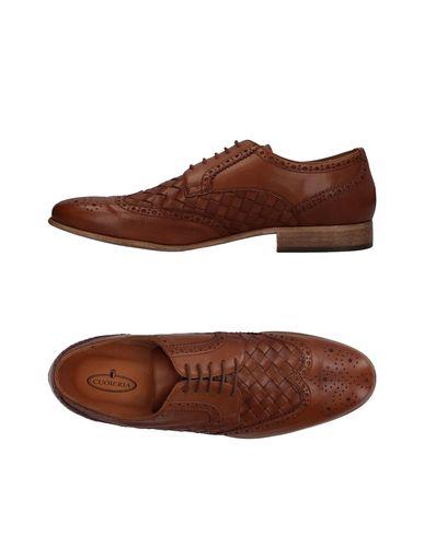 CUOIERIA Chaussures à lacets homme
