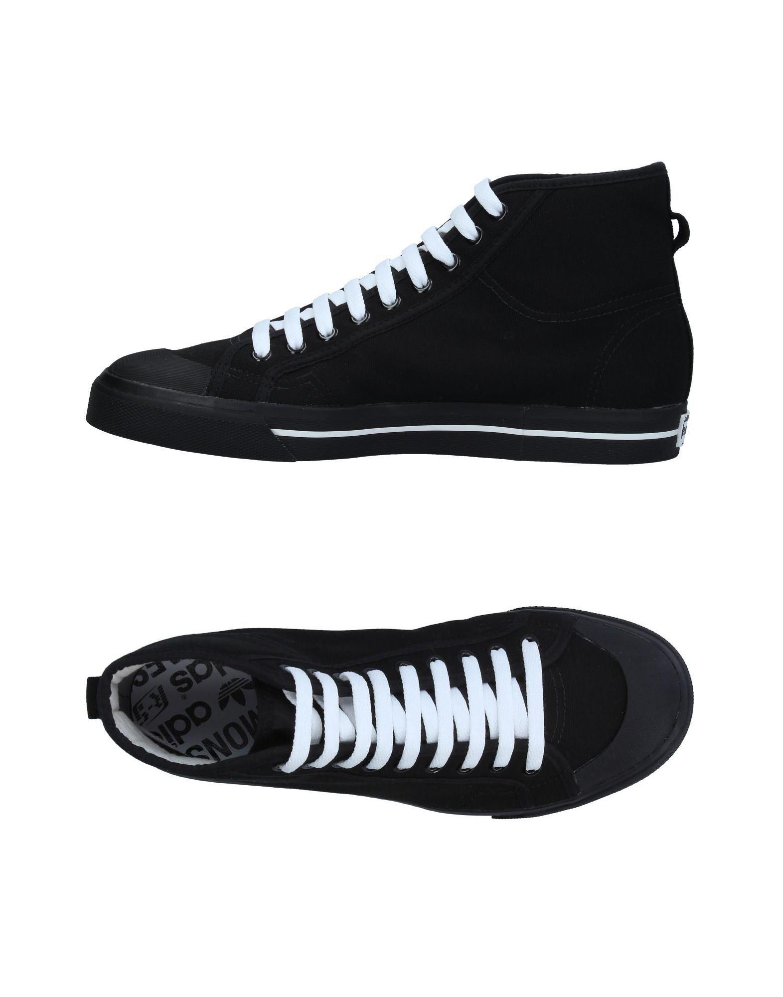 ADIDAS by RAF SIMONS Высокие кеды и кроссовки raf simons x adidas низкие кеды и кроссовки page 5