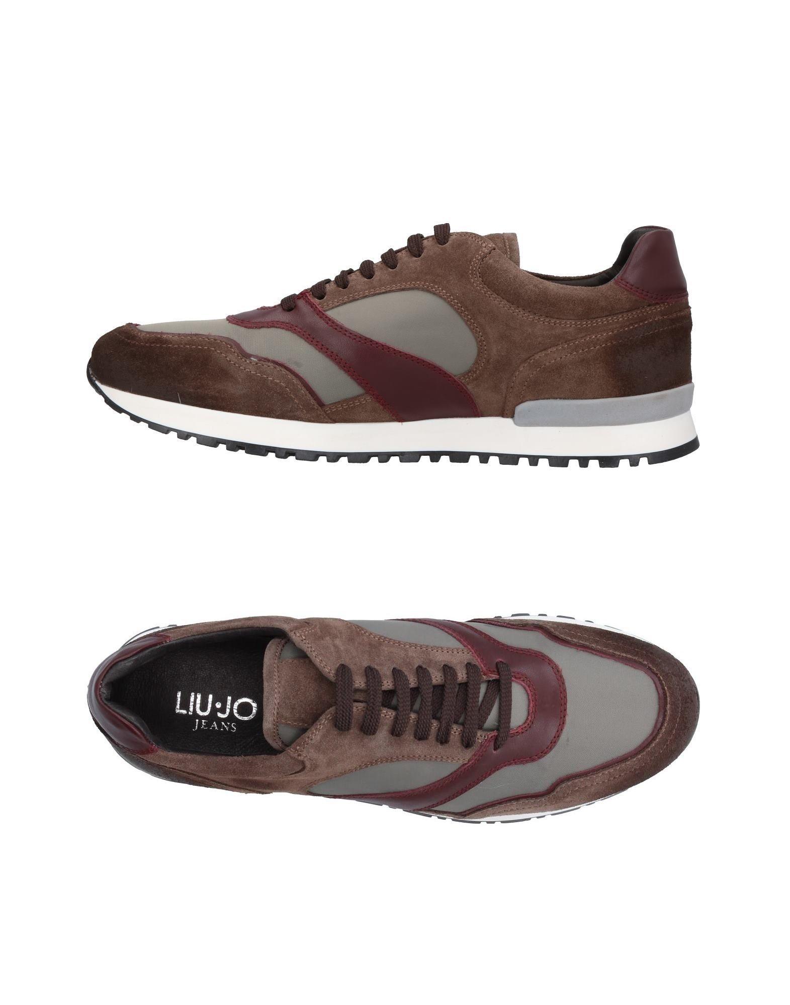 LIU •JO MAN Низкие кеды и кроссовки liu •jo shoes низкие кеды и кроссовки