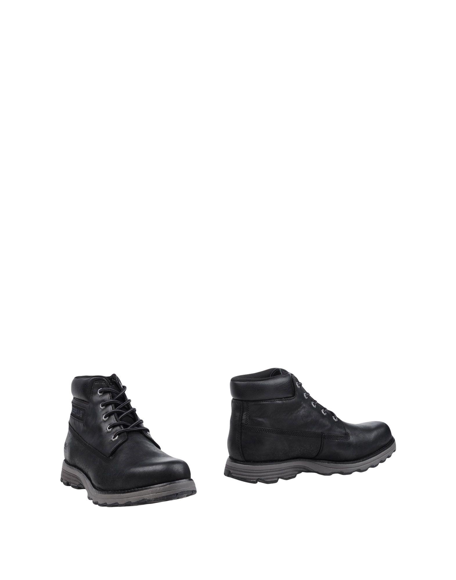CAT Полусапоги и высокие ботинки ботинки bekerandmiller bekerandmiller be054amvtn26