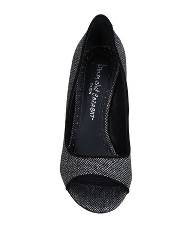 Фото 2 - Женские туфли  серебристого цвета