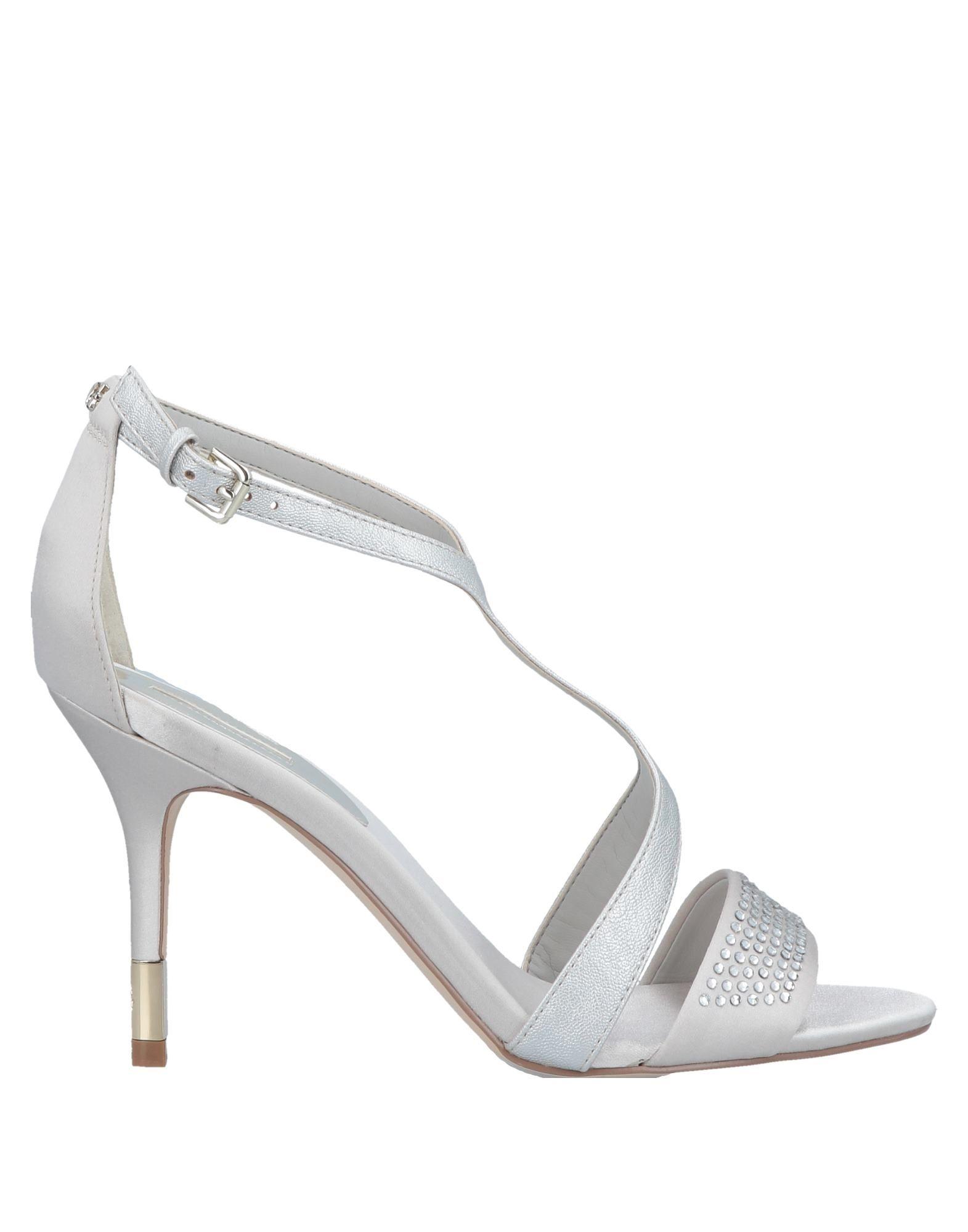 GUESS Damen Sandale13 grau