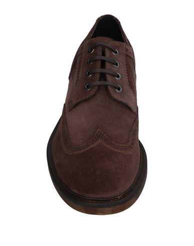 Фото 2 - Обувь на шнурках от LIU •JO MAN коричневого цвета