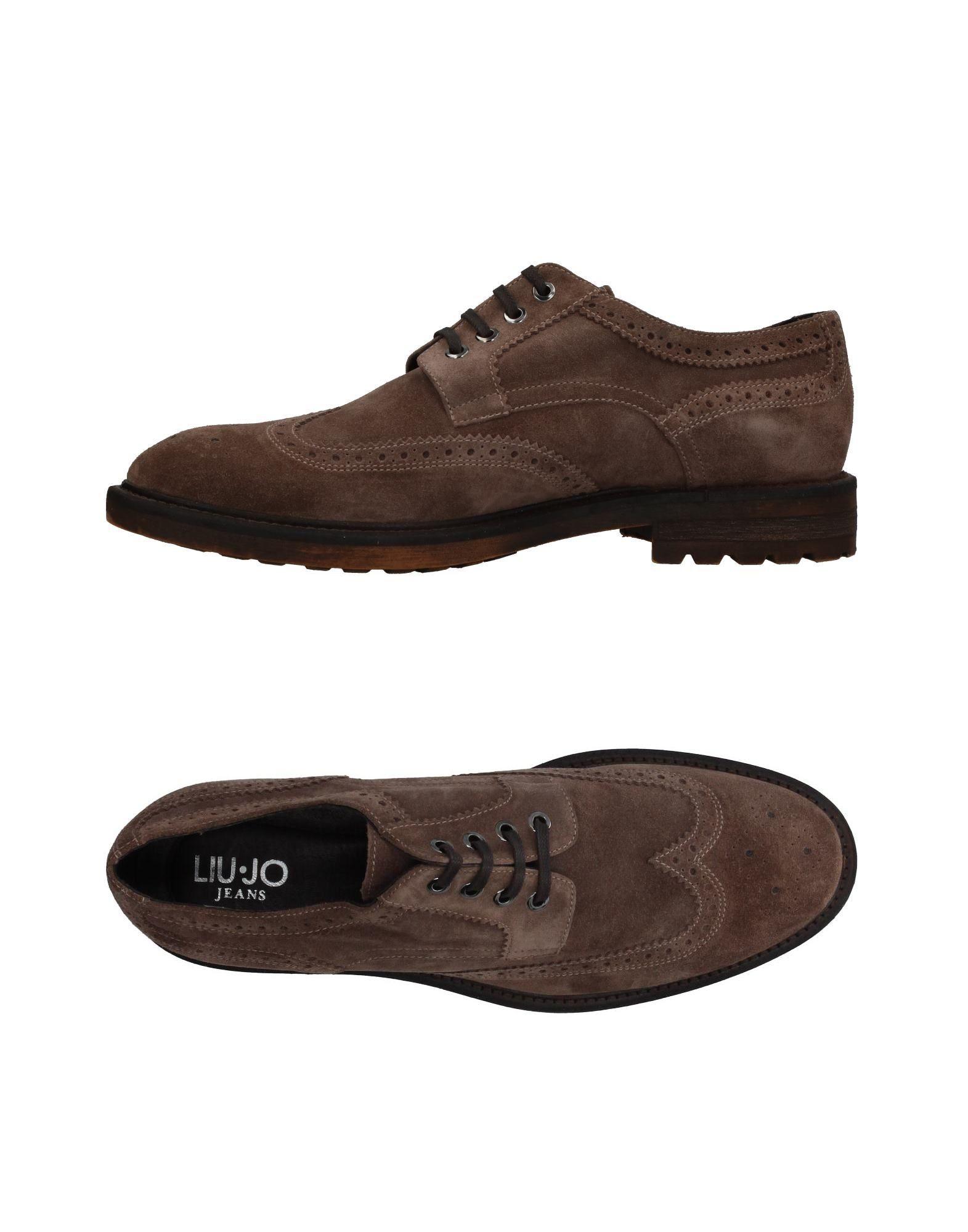 Фото LIU •JO Обувь на шнурках. Купить с доставкой