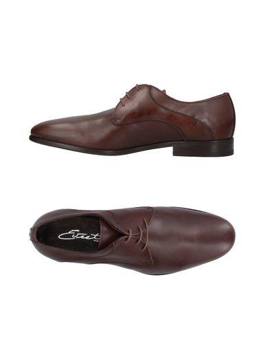Фото - Обувь на шнурках от EVEET темно-коричневого цвета