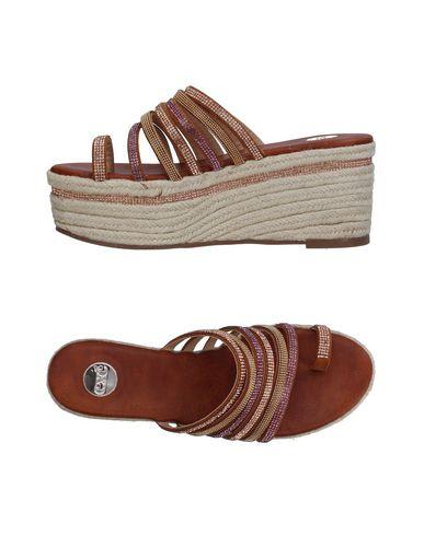 zapatillas EXE Sandalias de dedo mujer