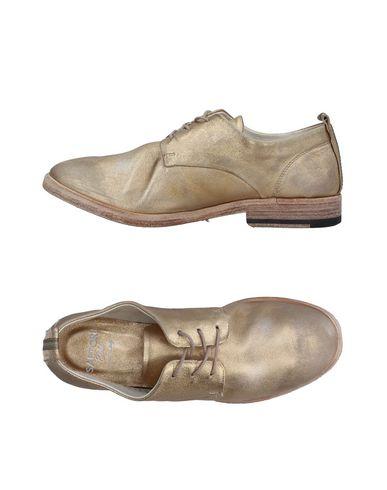 Фото - Обувь на шнурках от SARTORI GOLD цвет платиновый