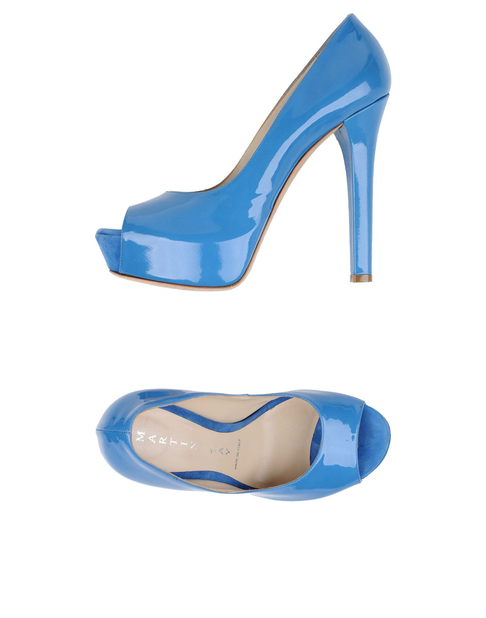 MARTIN CLAY Туфли цены онлайн
