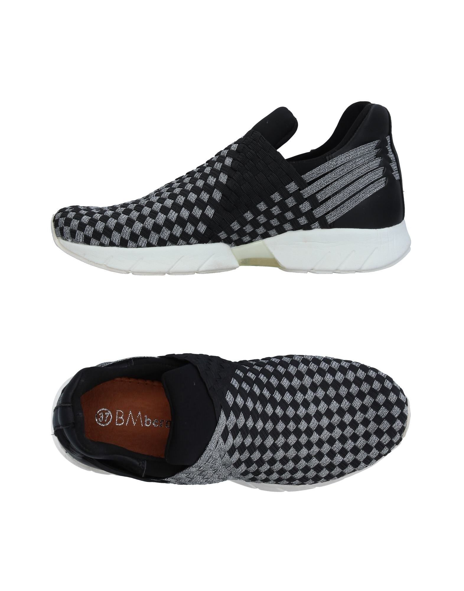 BERNIE MEV. Sneakers. techno fabric, laminated effect, no appliqués, two-tone, round toeline, flat, leather lining, rubber cleated sole, contains non-textile parts of animal origin. Textile fibers, Soft Leather