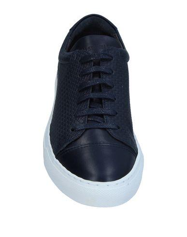 Фото 2 - Низкие кеды и кроссовки от NATIONAL STANDARD темно-синего цвета