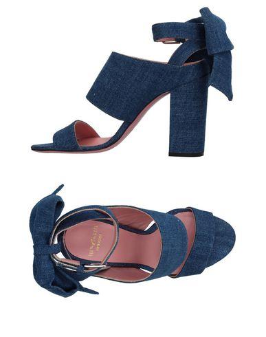 Фото - Женские сандали TIPE E TACCHI синего цвета