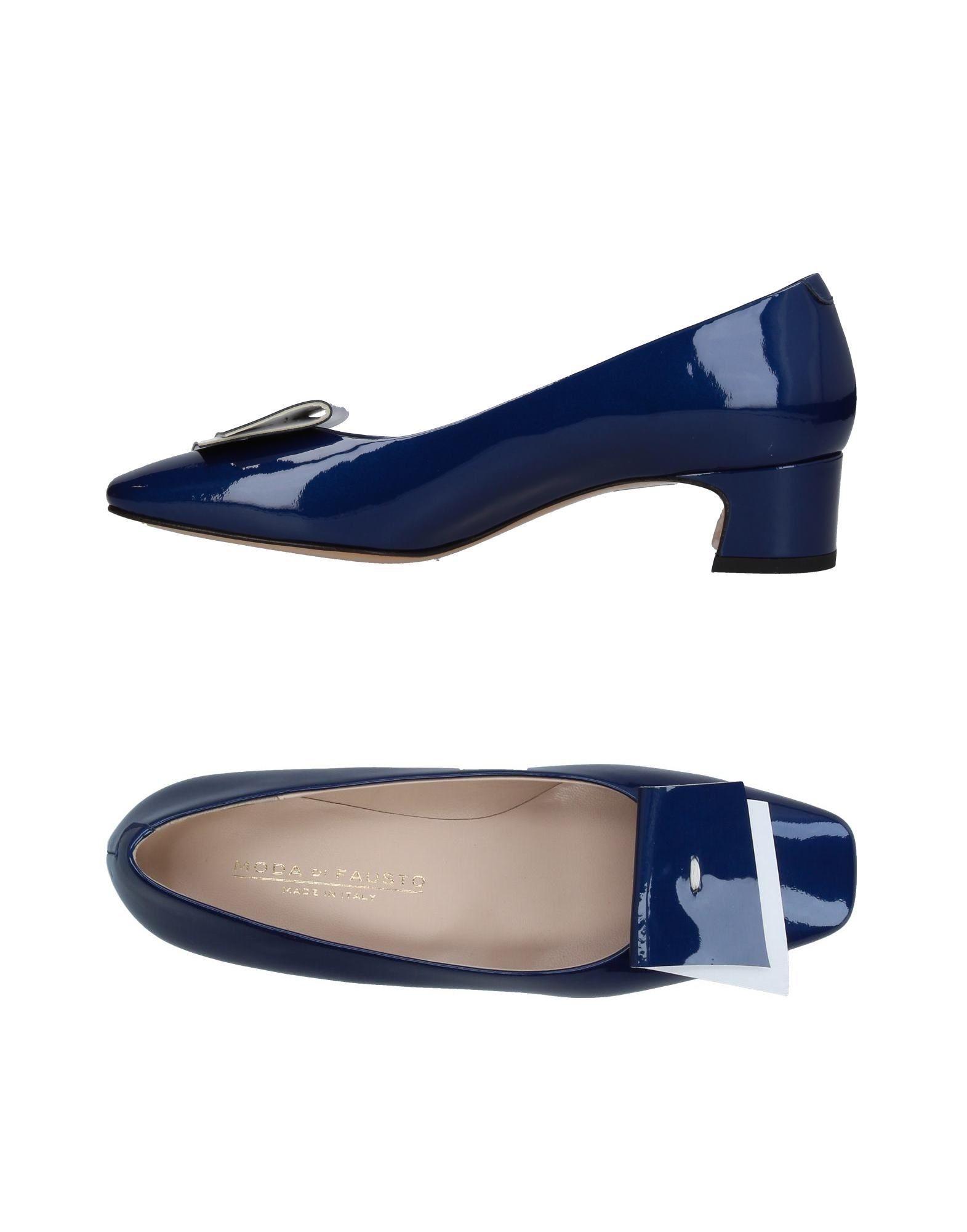 MODA DI FAUSTO Туфли moda di fausto сапоги