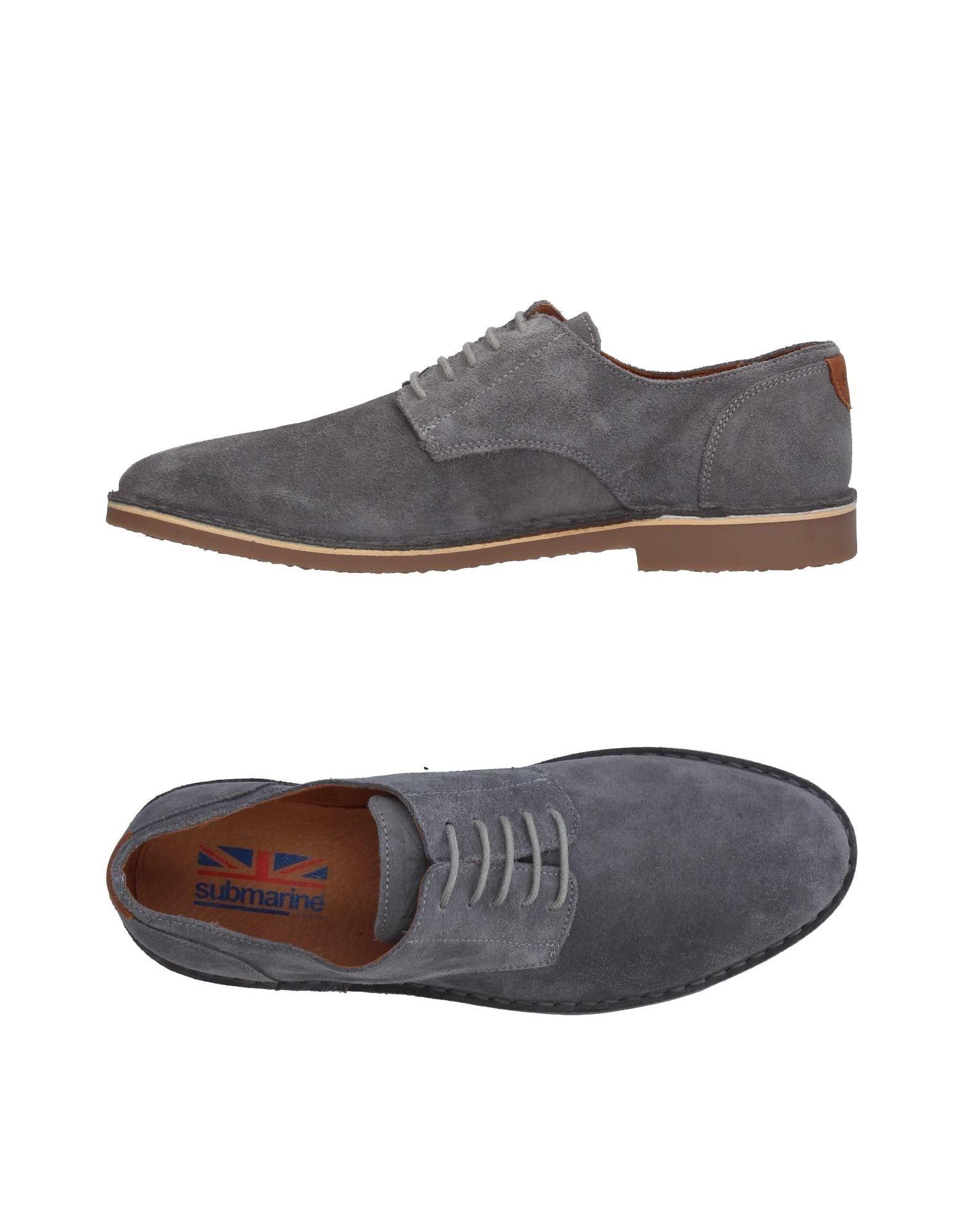 SUBMARINE Обувь на шнурках
