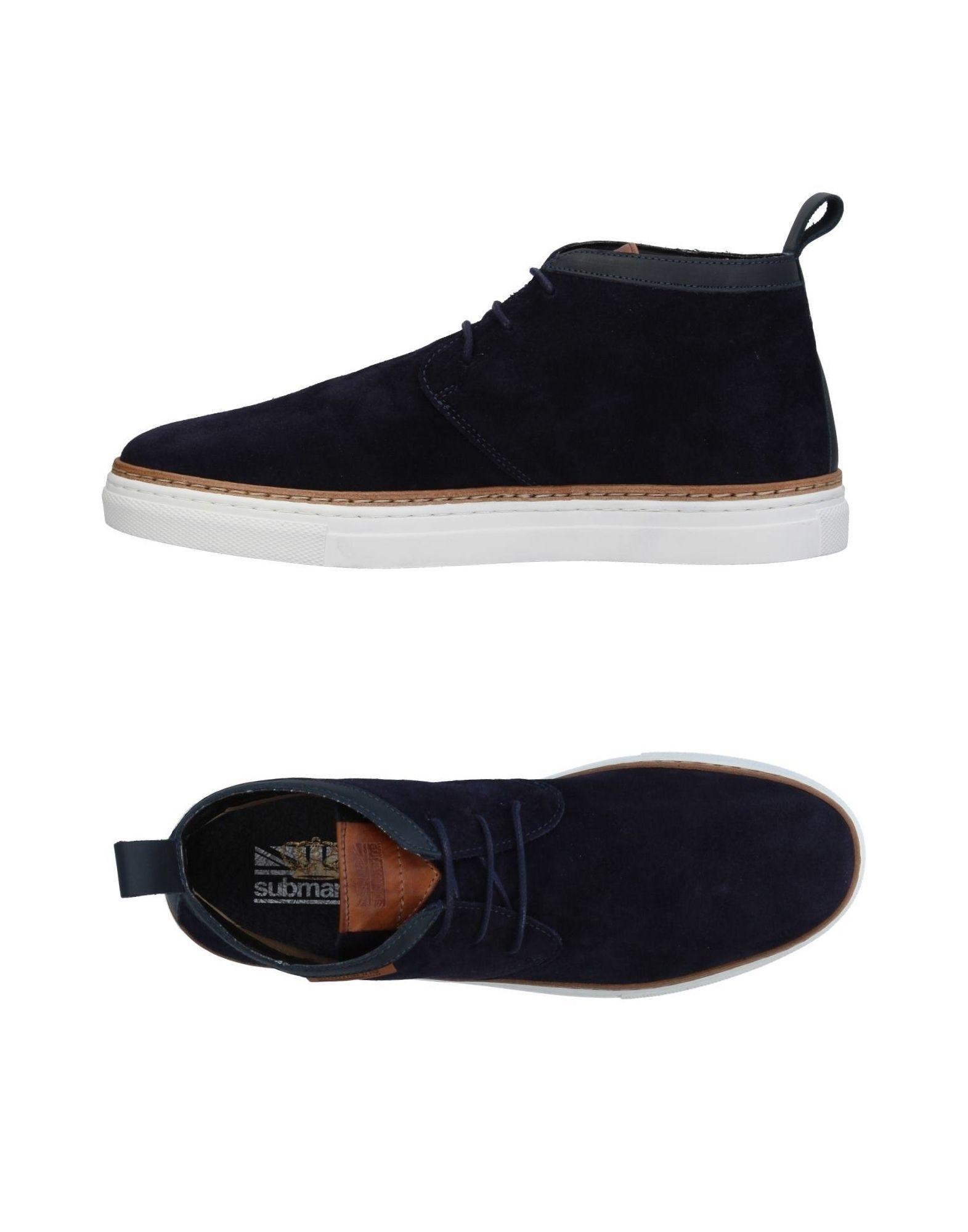 SUBMARINE Высокие кеды и кроссовки кеды кроссовки высокие dc council mid tx stone camo