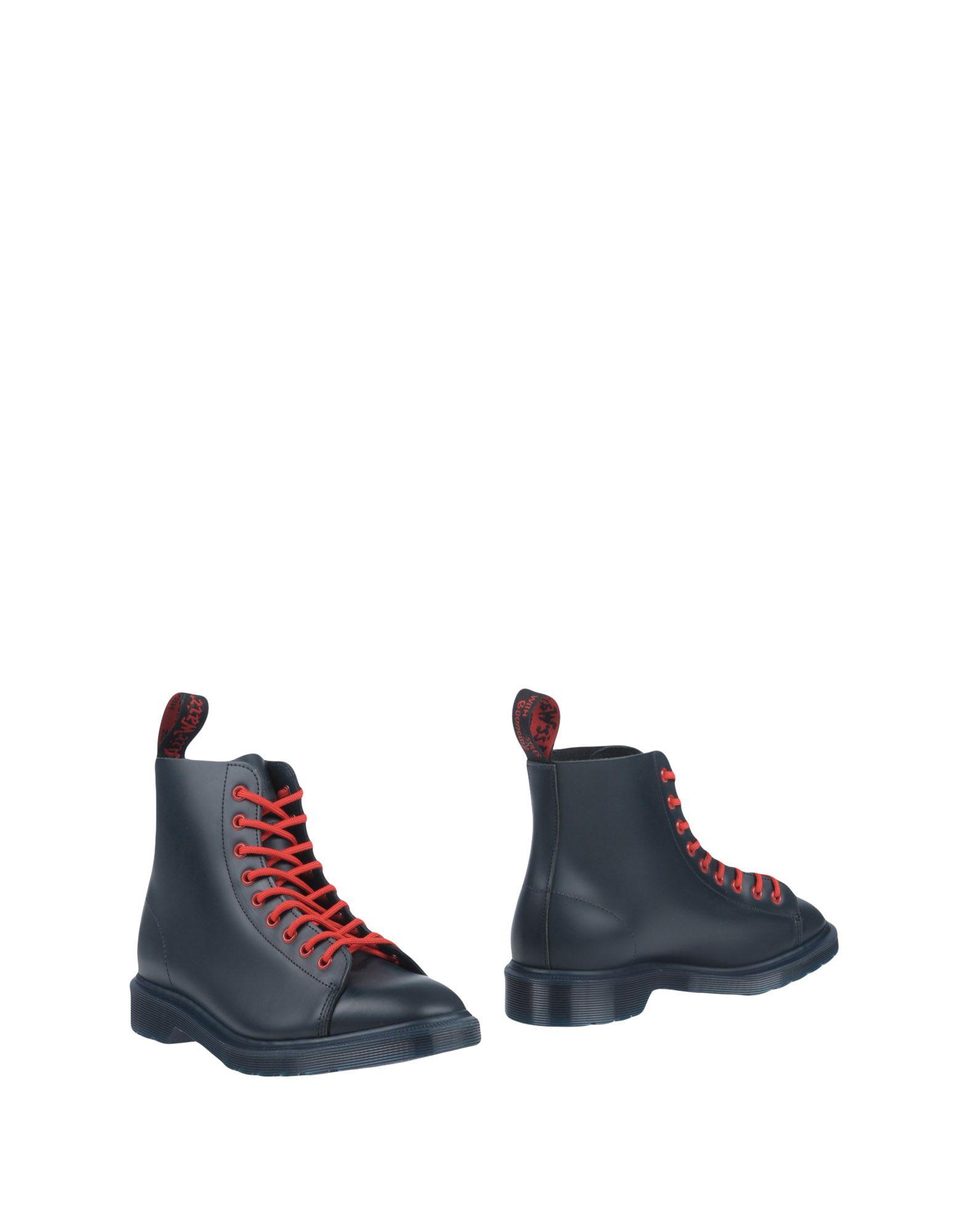 DR. MARTENS Полусапоги и высокие ботинки ботинки dr martens