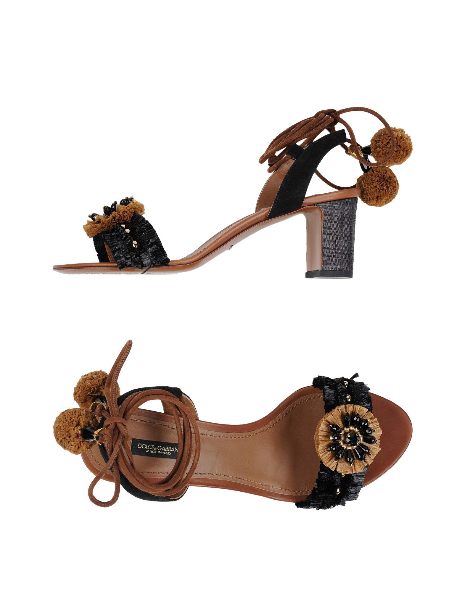 DOLCE & GABBANA Sandals - Item 11364894