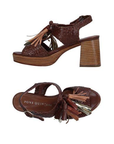 Фото - Женские сандали PONS QUINTANA цвет какао
